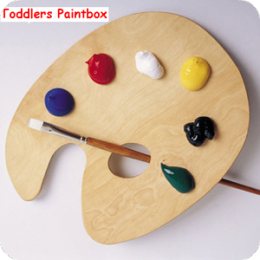 Toddler Paintbox