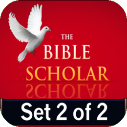 The Bible Scholar Set 2 of 2