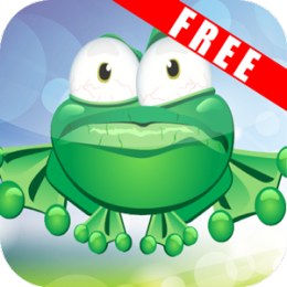 Leap Frog Puzzle Game FREE Edition