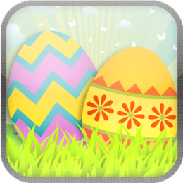 Easter Egg Collapse Game