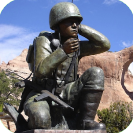 Navajo Code Talkers: Native Tribal Indian Language