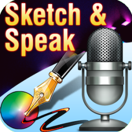 Sketch and Speak