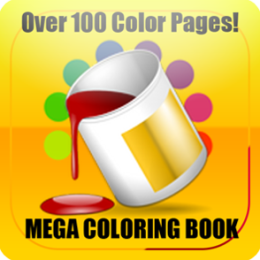Mega Coloring Book