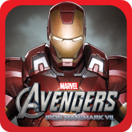 MARVELS THE AVENGERS: IRON MAN - MARK VII