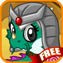 Mini Dragon Dress Up - FREE!