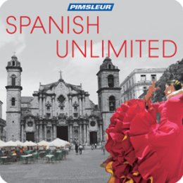 Pimsleur Spanish Unlimited - for Nook