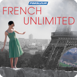 Pimsleur French Unlimited - for Nook