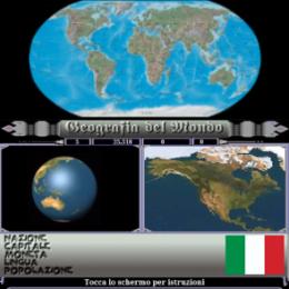 Geografia del Mondo