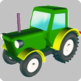 Trucks Sounds and Spell For Kids Premium