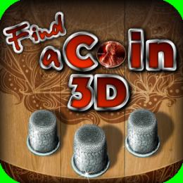 Find a Coin 3D