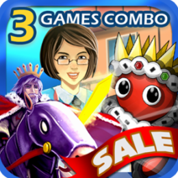 3 Game Pack SALE! - Defeat, Protect & Manage