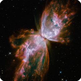Hubble's Cosmos Live Wallpaper