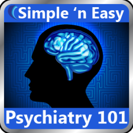 Psychiatry 101 by WAGmob