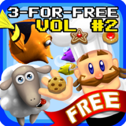 3-For-Free Vol 2
