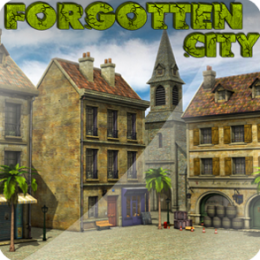 Forgotten City - Dynamic Hidden Objects Game