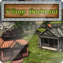 Village Backyard - Hidden Objects Game