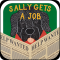 Sally Gets a Job