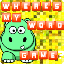 Where's my word game?