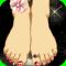 Cute Diva Toes
