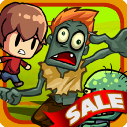 Zombies 2 For 1 - On Sale!