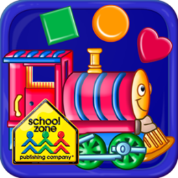 Train Defender - An Educational Game from School Zone