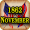 American Civil War Gazette - Extra - 1862 11 November