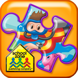 Jigsaw Jumble Jr. - An Educational Game from School Zone