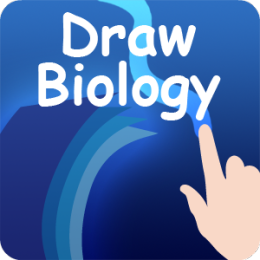 Draw Biology by WAGmob