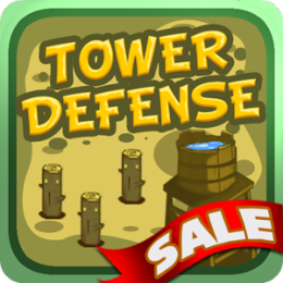 Billy Makin Kid - Tower Defense - SALE!