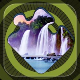 Magic Puzzles: Waterfalls