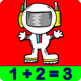 Adventures Outer Space Math - Addition Games