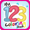 My 123 Coloring Book Pro
