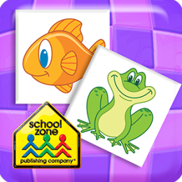 Memory Match Jr. - An Educational Game from School Zone