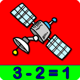 Adventures Outer Space Math - Subtraction Games
