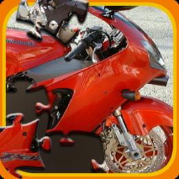 Motorcycles Jigsaw