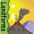 Product Image. Title: Landforms