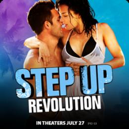Step Up Revolution Live Wallpaper