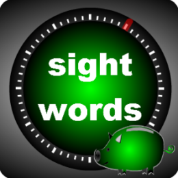Timed Sight Words