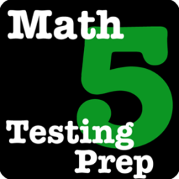5th Grade Math Testing Prep