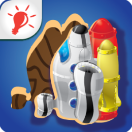 Space Puzzles Game PUZZINGO for Kids Toddlers and Preschoolers with Rockets, Solar System, and More