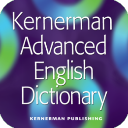 Kernerman Advanced English Dictionary