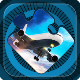 Magic Puzzles: Airplanes