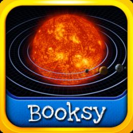 Solar System! Booksy Level 1 Reader
