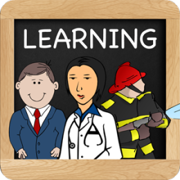 Learn Professions for Kids