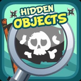 Ninjas vs Pirates - Hidden Objects