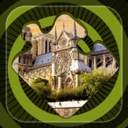 Magic Puzzles: Paris