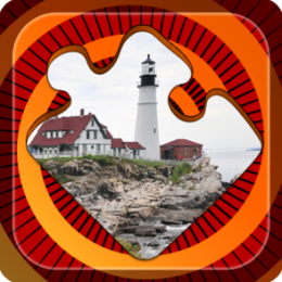 Magic Puzzles: Bridges & Lighthouses