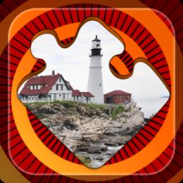 Magic Puzzles: Bridges & Lighthouses