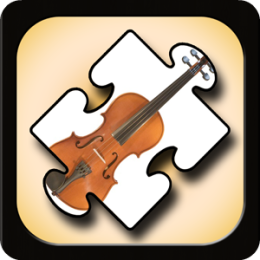 Instrument Puzzles for Kids