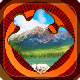Magic Puzzles: Mountains